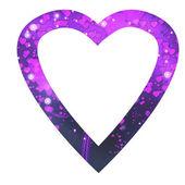 Valentýnské srdce — Stock fotografie
