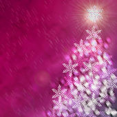 Background of Christmas and New Year — Stock Photo