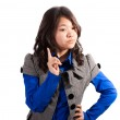 Strict asian girl — Stock Photo #13156805
