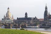 Stadt Dresden — Stock Photo