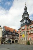 Eisenacher Rathaus — Stock Photo