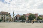 Erfurter Markt — Stockfoto