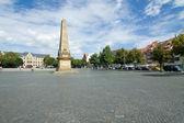 Erfurter Marktplatz — Stock Photo