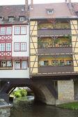 Krämer Bridge House — Stock Photo