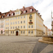 Obermarkt Görlitz — Stock Photo #40332645