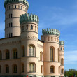 Stock Photo: Schloss Granitz 1