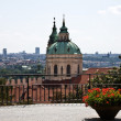Stock Photo: St. Nikolaus Prag