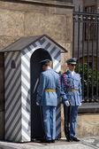 Zwei Soldaten — Stock Photo