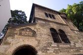 Synagogeneingang — Stock Photo