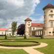 Stock Photo: Schloss Rheinsberg 2