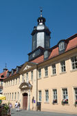 Tower and Door in Gotha — Stock Photo