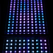 Light spots matrix background — Stock Photo #14042987