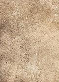 Kornig sand konkreta bakgrunden — Stockfoto