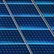 Solar panel close — Stock Photo