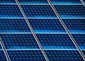 Solar panel close — Stock Photo