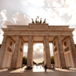 Brandenberg Gate, Berlin, Germany — ストック写真 #25903755