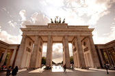 Brandenberg Gate, Berlin, Germany — Stock Photo