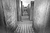 Jewish Holocaust Memorial, Berlin Germany — Stock Photo