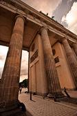 ドイツのベルリン、ウンターシュプレーヴァルト ゲート — ストック写真
