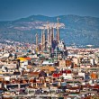 View of Barcelona — Stock Photo #26705127