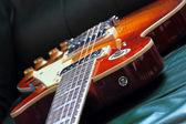 Elegant Classic Electric Guitar — Stock Photo