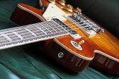 Elegant Electric Guitar — Stock Photo