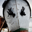 Dead boat — Stock Photo #7412926