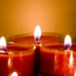 Candle light — Stock Photo #4640100