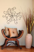 Beautifully decorated corner — Foto de Stock