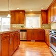Kitchen room design — Stock Photo #40324597