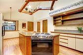 Farm house kuchyň pokoj — Stock fotografie