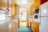 Bright small kitchen room — Foto de Stock