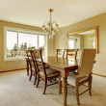 ������, ������: Classic elegant dining table set