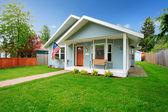 Klassieke amerikaanse huis — Stockfoto