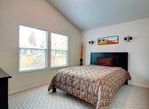 Interior de dormitorio moderno — Foto de Stock