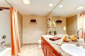 Interior de baño suave — Foto de Stock