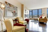 Modern apartment interior.  — Stock Photo