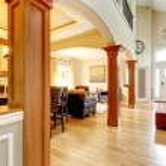 Luxury home interior. — Stock Photo
