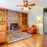 ������, ������: Cozy living room interior