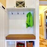Hallway storage cabinet — Stock Photo #44904779