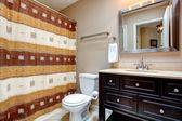 Wnętrze łazienki. — Zdjęcie stockowe