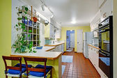 Old fashion kitchen room — Stock Photo