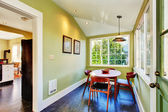 Small dining area — Photo