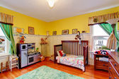 Kids room interior — Stock Photo