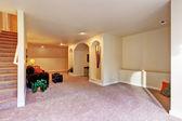 Entertainment room interior — Stock Photo