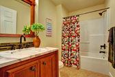 Bathroom interior. — Stock Photo