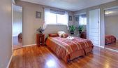 Interior de dormitorio. — Foto de Stock
