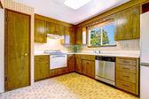Old fashion kitchen room — Stock Photo