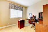 Office room interior — Stockfoto