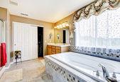 Cozy bathroom inteiror — Stockfoto
